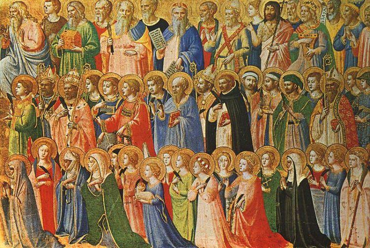 Fra Angelico (1423-1424) - Saints et martyrs